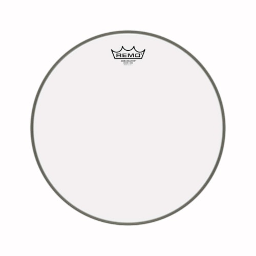 """Remo 14"""" Ambassador Clear Snare Side Drumhead"""