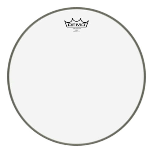 """Remo 14"""" Diplomat Clear Drumhead"""
