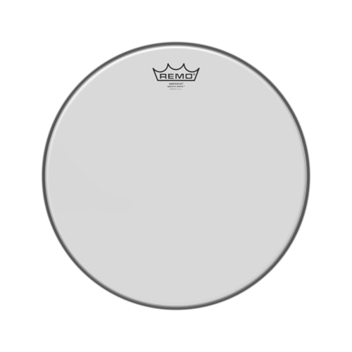 """Remo 14"""" Emperor Smooth White Drumhead"""