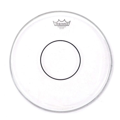 """Remo 14"""" Powerstroke 77 Clear Drumhead"""
