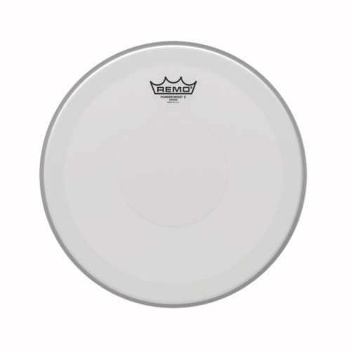 """Remo 14"""" Powerstroke P3 X Coated Drumhead w/Dot"""