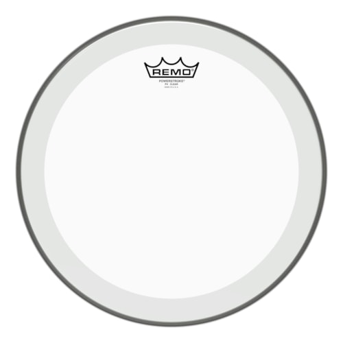 """Remo 14"""" Powerstroke P4 Clear Drumhead"""