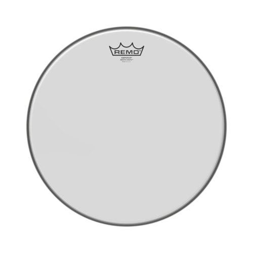 """Remo 15"""" Emperor Smooth White Drumhead"""