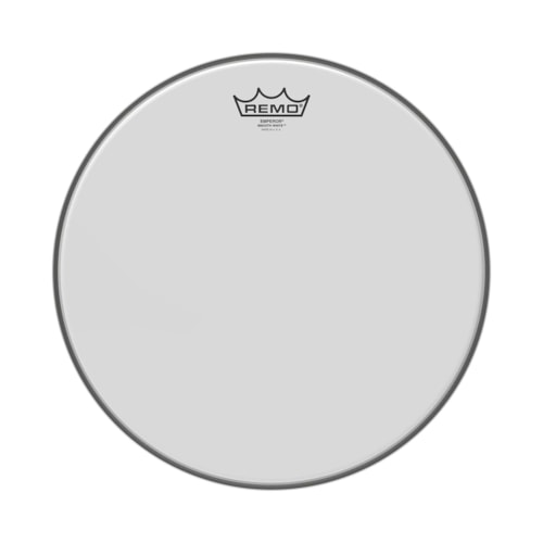 """Remo 16"""" Emperor Smooth White Drumhead"""