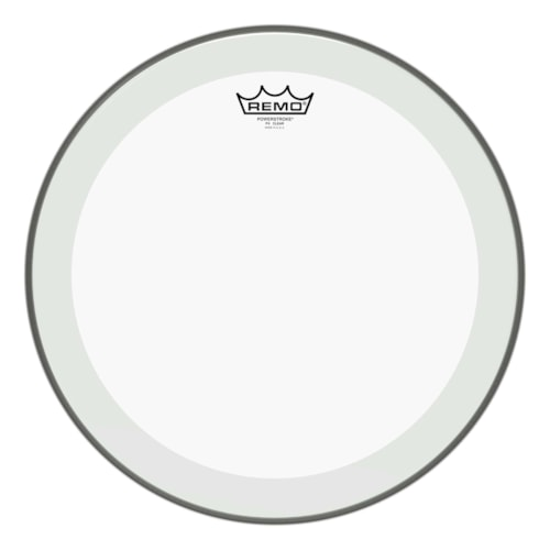 """Remo 16"""" Powerstroke P4 Clear Drumhead"""