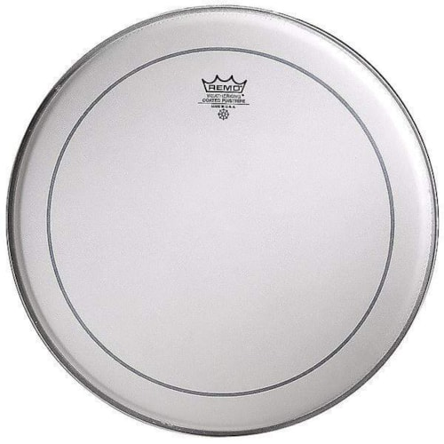 """Remo 18"""" Pinstripe Coated Drumhead"""