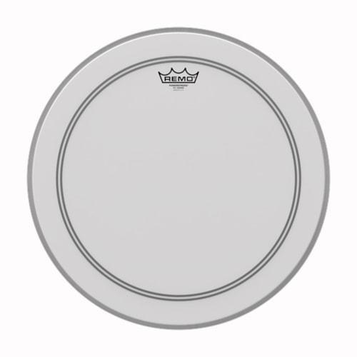 """Remo 18"""" Powerstroke P3 Coated Bass Drumhead"""