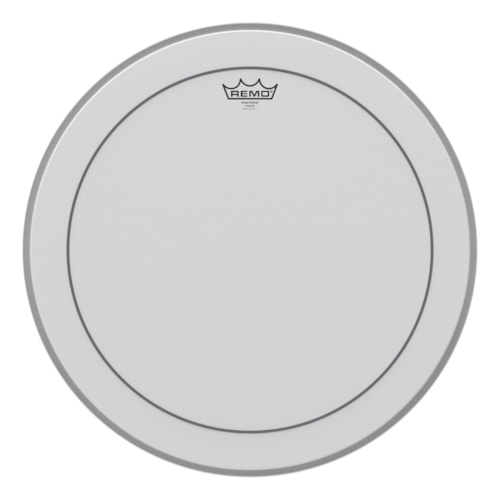 """Remo 20"""" Pinstripe Coated Bass Drumhead"""
