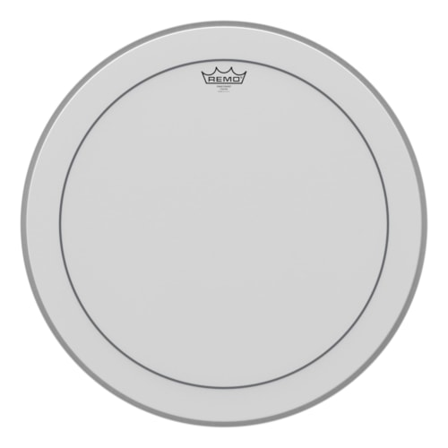 """Remo 22"""" Pinstripe Coated Bass Drumhead"""