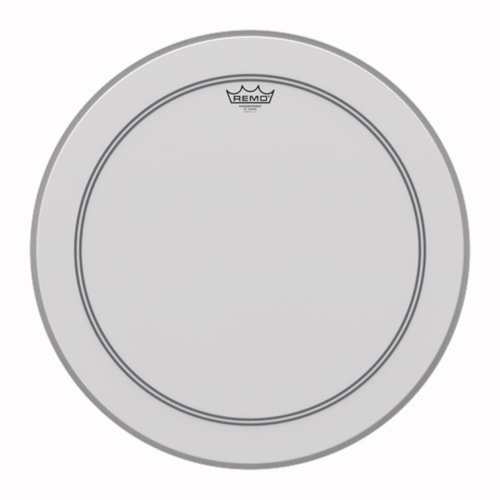 """Remo 22"""" Powerstroke P3 Coated Bass Drumhead"""