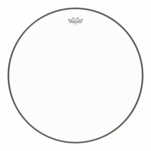 """Remo 26"""" Emperor Clear Bass Drumhead"""