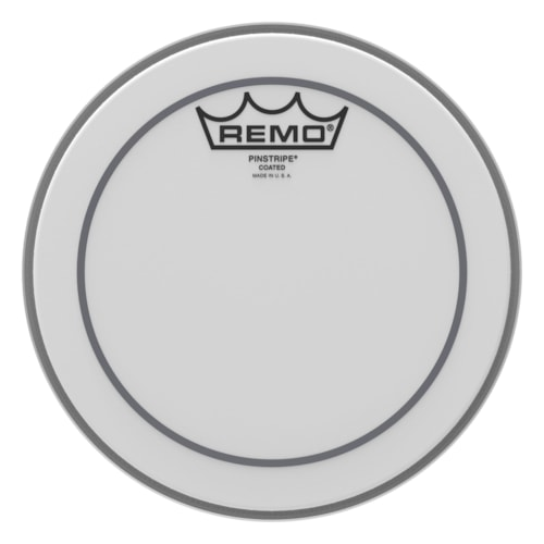 """Remo 8"""" Pinstripe Coated Drumhead"""