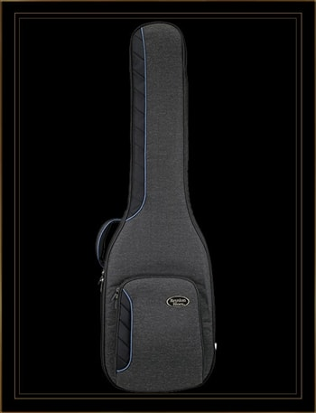 Reunion Blues RBCB4 Continental Voyager Electric Bass Guitar Case