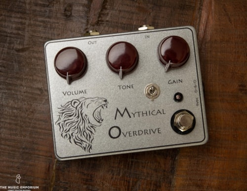 Rimrock Effects RimRock Mythical Overdrive Silver (w/Standard Toggle)