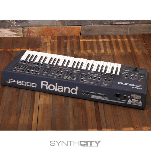 Roland JP-8000 Synth (AS-IS)