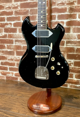 Ronin Stormcrow, New, Aged Black, Limba Neck, Speedsters/MB, 7bs (Authorized Dealer) Final SC