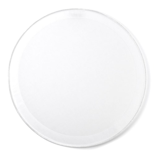 """Roots EQ Solid White 10"""""""