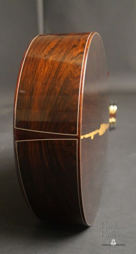 Ryan Nightingale Grand Soloist Brazilian Rosewood Guitar