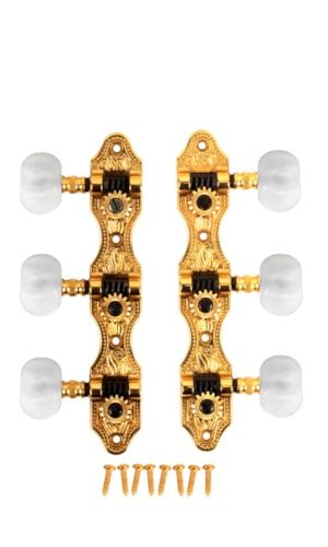 Schaller Classical Tuner Set Gold