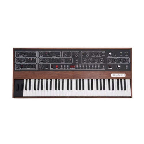 Sequential Prophet-5 Polyphonic Analog Synthesizer