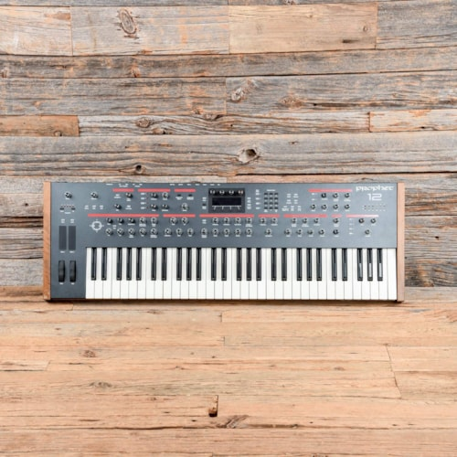 Sequential Prophet 12 Digital/Analog Synthesizer