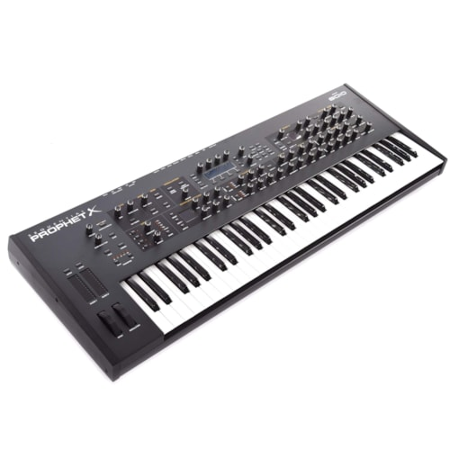 Sequential Sequential Prophet x 61_Key Synthesizer