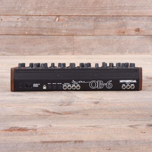 Sequential OB-6 Desktop Analog Synth Module