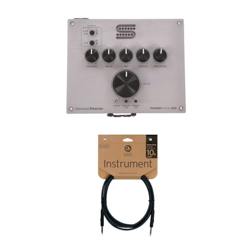 Seymour Duncan Power Stage 200 Cable Bundle
