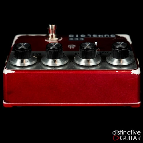 Shin's Music Dumbloid ODS Relic Candy Red NAMM