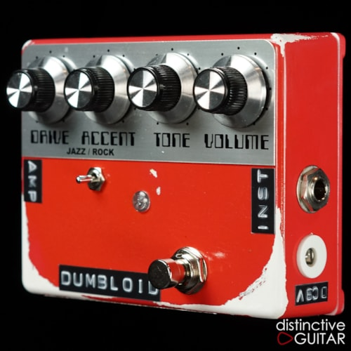 Shin's Music Dumbloid Special  Fiesta Red Relic