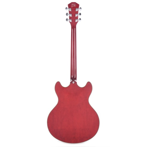 Sire Larry Carlton H7 Semi-Hollow See Through Red