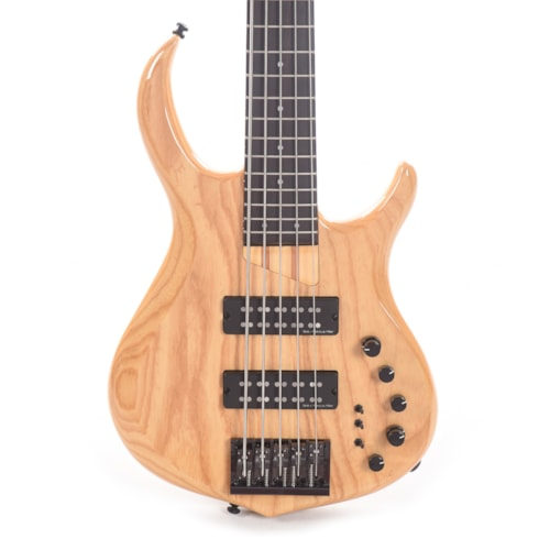 Sire Marcus Miller M5 Swamp Ash 5-String Natural Satin (2nd Gen) B-STOCK