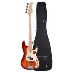 Sire Marcus Miller P7 Swamp Ash 4-String Tobacco
