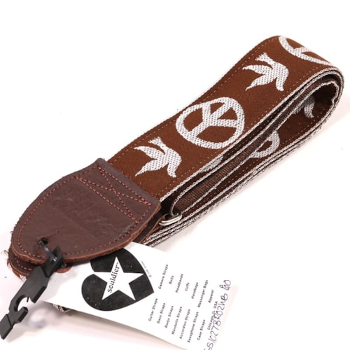 Souldier Peace Dove Brown Strap