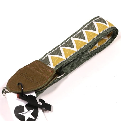 Souldier Valles Green & Yellow Strap