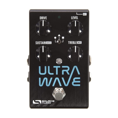 Source Audio One Series Ultrawave Multiband Guitar Processor Pedal