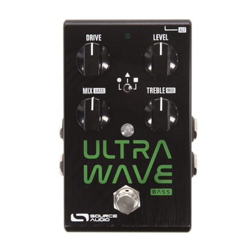Source Audio One Series Ultrawave Multiband Bass Processor Pedal