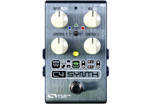 Source Audio Source Audio C4 Synth Pedal