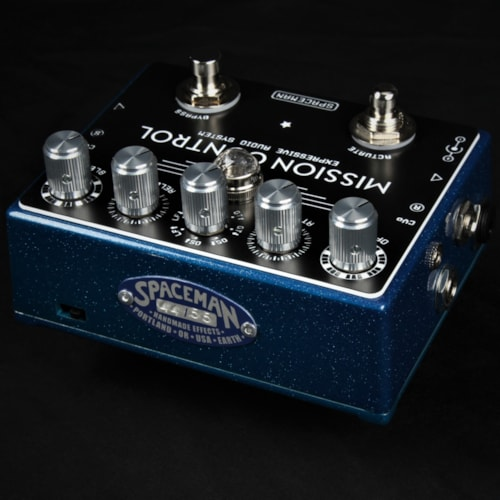 Spaceman Mission Control Expressive Audio System/Blue Sparkle #47 of 55
