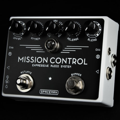 Spaceman Mission Control Expressive Audio System/White #57 of 99