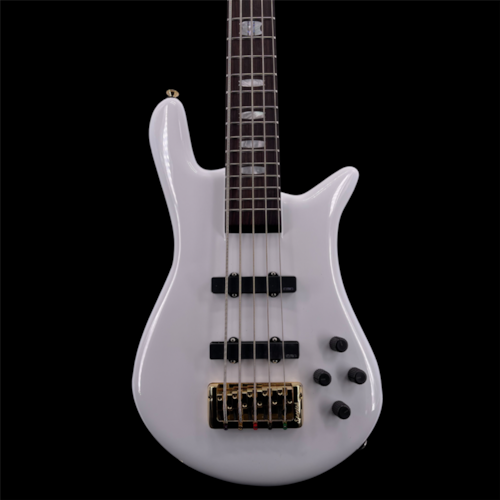 Spector Euro 5 Classic in Solid White