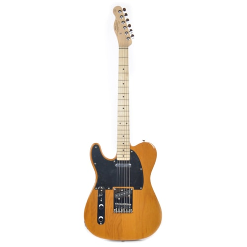 Squier Affinity Telecaster Butterscotch Blonde Lefty