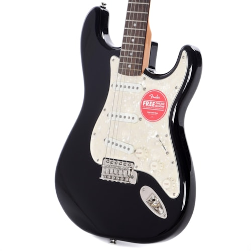 Squier Classic Vibe 70s Stratocaster Black USED