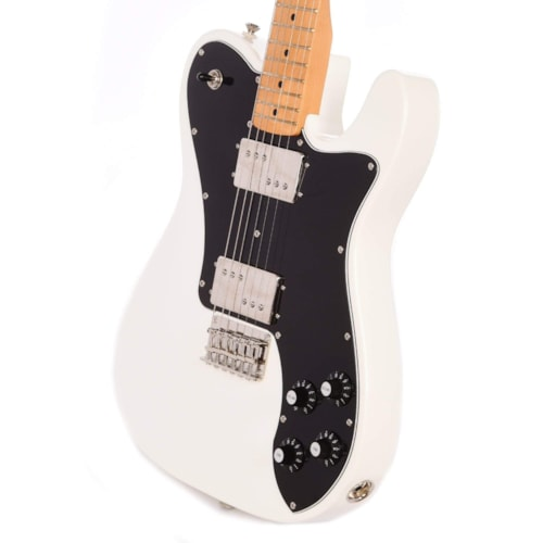 Squier Classic Vibe 70s Telecaster Deluxe MN Olympic White