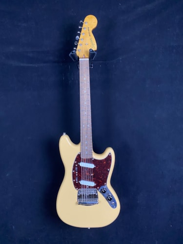 Squier Classic Vibe Mustang Blonde