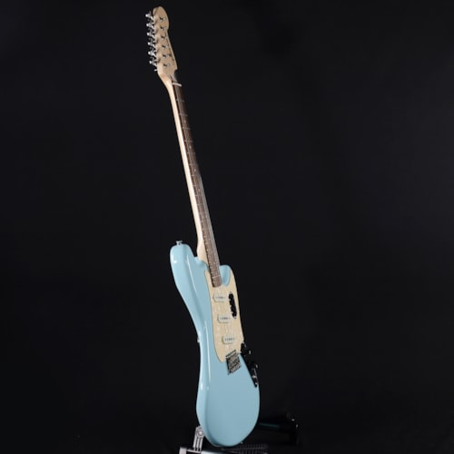 Squier Paranormal Cyclone Daphne Blue Offset Body Style Indian Laurel Fingerboard (CYKI20000846)