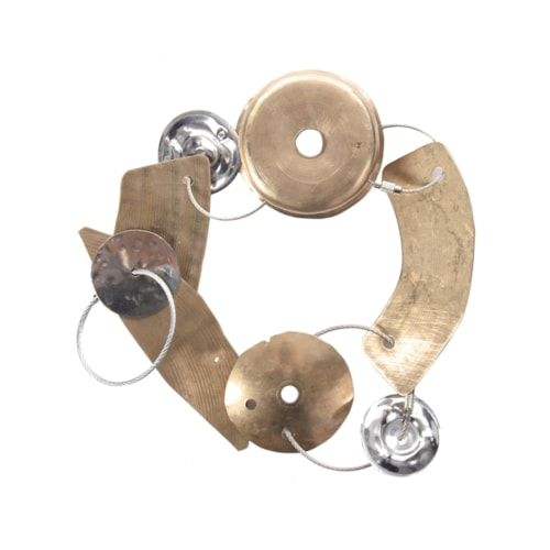 Stack Ring Percussion Bell Sizzler