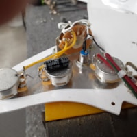 HOAGLAND CUSTOM Stratocaster Wiring w/TESI Kill Switch