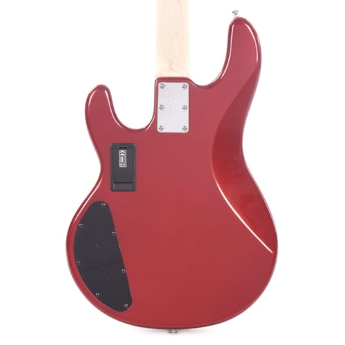 Sterling by Music Man S.U.B. Series StingRay HH Candy Apple Red