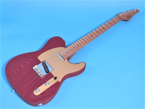 Suhr Andy Wood Signature Iron Red, Brand New, Hard